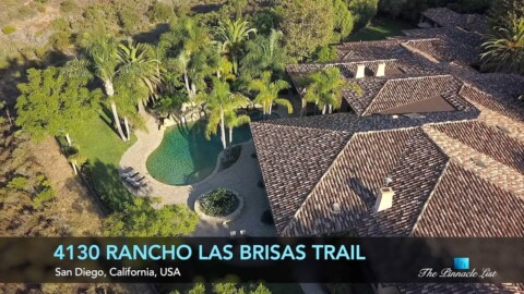 4130 Rancho Las Brisas Trail, San Diego, California, USA 🇺🇸 | Luxury Real Estate