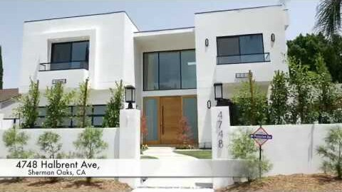 Modern Home Southern California Real Estate Video