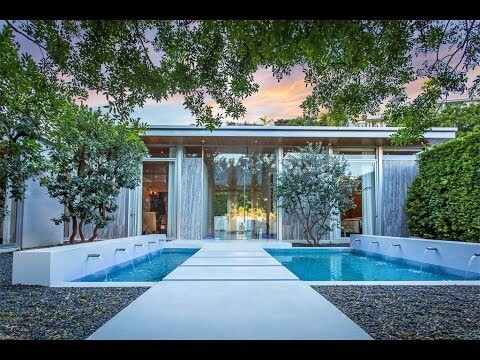 Gated Bird Street Estate Home in Los Angeles, California – Sotheby's International Realty