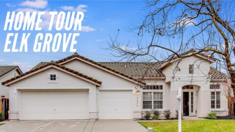 REAL ESTATE in Sacramento CALIFORNIA for HOUSE HUNTERS | HOUSE TOUR 2020: For sale in Elk Grove
