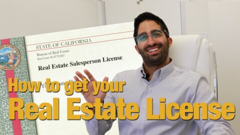 How to Get Your California Real Estate License