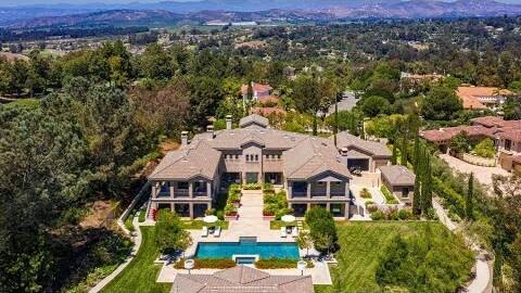 Inside a $4 Million MANSION in California | Luxury Real Estate in California