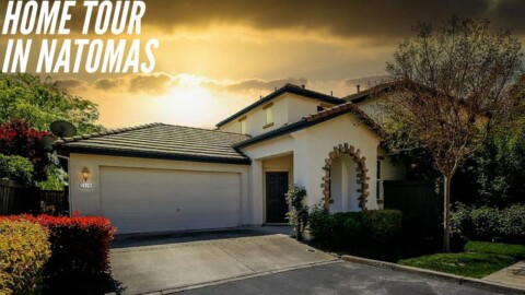NEW CALIFORNIA HOUSE TOUR 2020 | REAL ESTATE in Sacramento for HOUSE HUNTERS: For Sale in Natomas