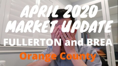 Orange County Real Estate Market Update APRIL 2019 California Residential Housing Market News