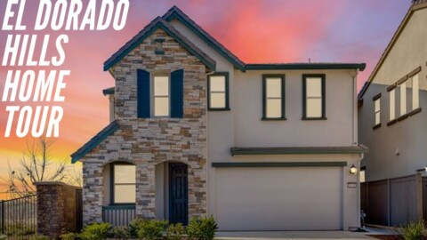 REAL ESTATE in CALIFORNIA for HOUSE HUNTERS | HOUSE TOUR 2020: For Sale in El Dorado Hills