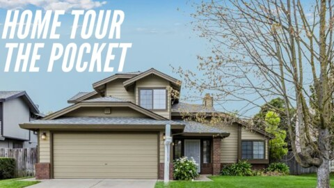 CALIFORNIA HOUSE TOUR | HOUSE HUNTERS looking for SACRAMENTO REAL ESTATE in 2020 (New Home Tour)