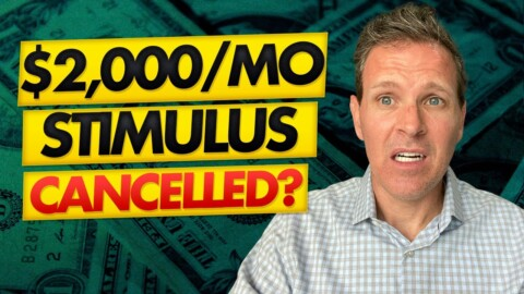 Next Stimulus Package? Why We're NOT Getting $2,000/mo (Automatic Boost to Communities Act & more)