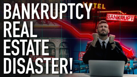 Alert Bankruptcies And Delinquencies Heading To Real Estate Disaster 2020 Economic Collapse