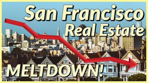 San Francisco Rents Drop 11%!!! Will This Lead To A 2020 California Real Estate Crash?