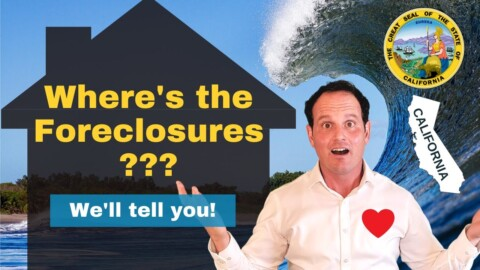 When will the California foreclosure wave come? The exact date here!