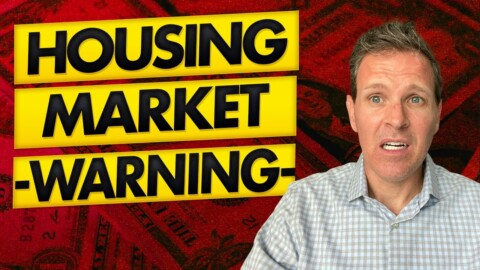 FIVE Big Red Flags: Housing Market & Real Estate Advisory