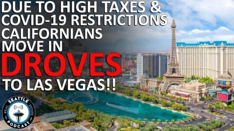 California Exodus Moving in Huge Numbers to Las Vegas | Seattle Real Estate Podcast