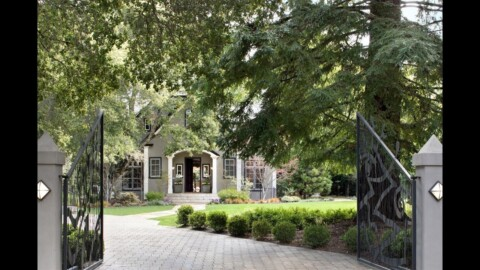 Private and Elegant Estate in Atherton, California – Sotheby's International Realty