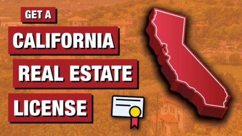 Getting A 2021 Real Estate License in California
