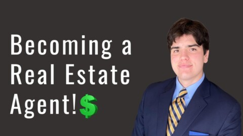 How To Be A Real Estate Agent In California!