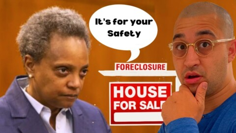 Chicago Real Estate in BIG Trouble!! (New Bill)